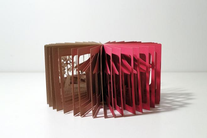 360° Book Sweet Home, by Yusuke Oono (1)