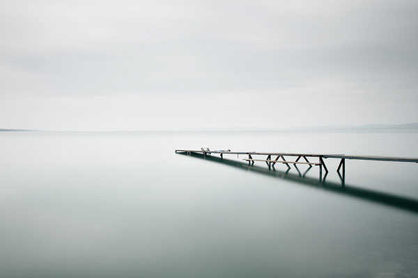 A selection of beautiful minimalistic and serene photographs by one of our favorites - the very talented Hungarian photographer Akos Major
