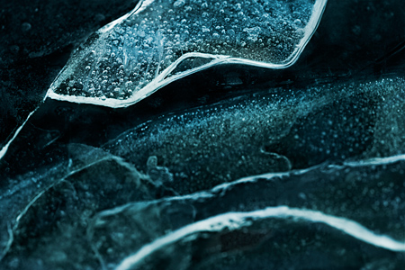 Heidi RomanoThe micro environments found in Frozen Water (1)