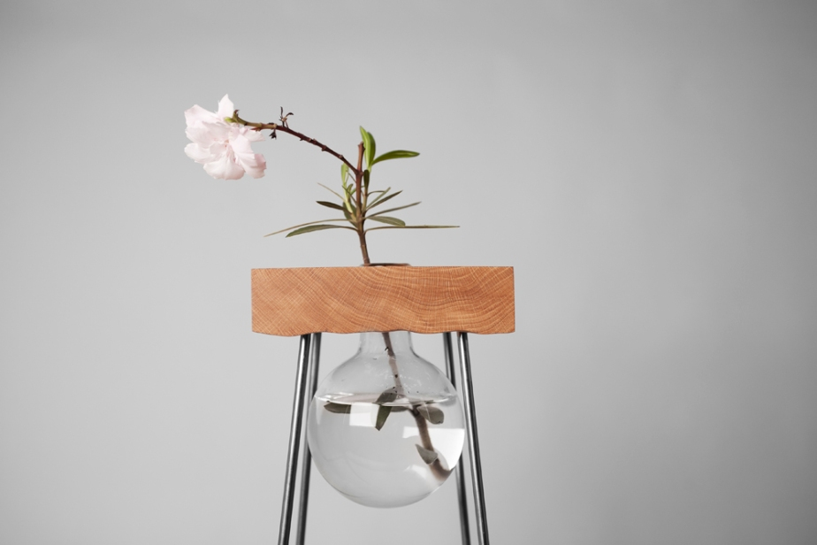 Table for a Flower by Adam and Sam Cigler of Studio Vjem (1)