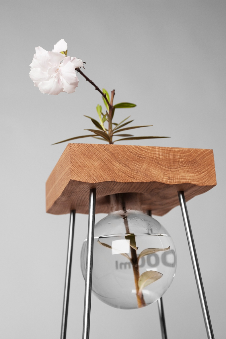 Table for a Flower by Adam and Sam Cigler of Studio Vjem (3)