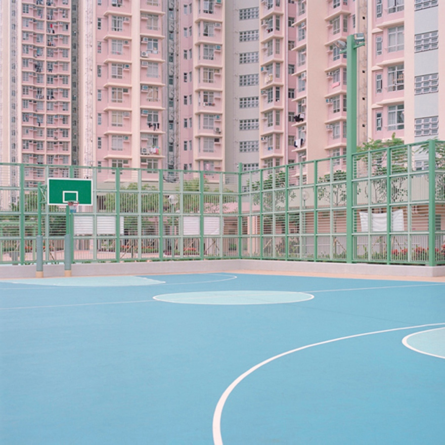 From his series 'Courts' by photographer Ward Roberts: