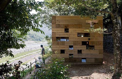 Final Wooden House in Kumamoto, Japan - Sou Fujimoto Architects Photos by Iwan Baan
