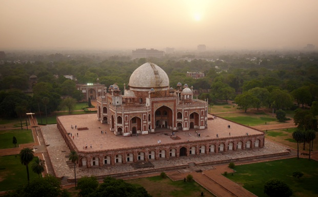 india by drone photography aerial travel 1