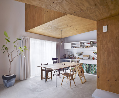 House in Fukawa by Suppose Design Office (4)
