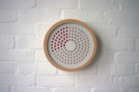 By The Hour by Jess FüglerBy the Hour is a concept prototype that looks to tell time without using numbers but instead looks to use an alternating surface (3)