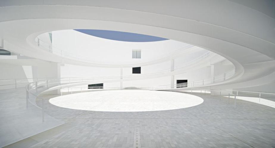 Museo de la Memoria de Andalucía Granada Spain by Alberto Campo Baeza (3)