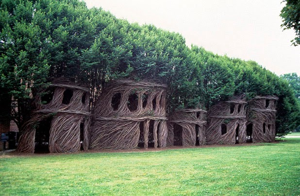 stickwork sculptures by patrick dougherty (2)