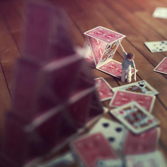 fiddleoak– Miniature Photography