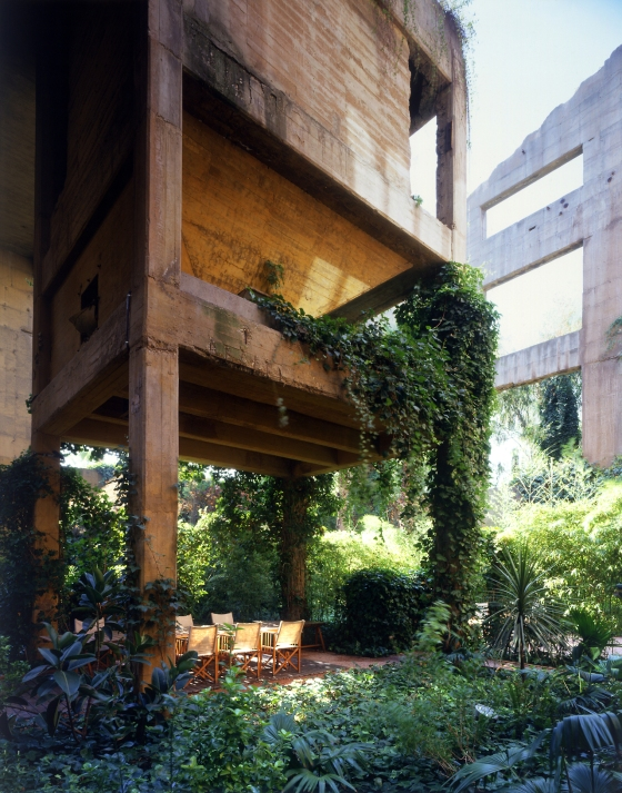 The Factory, Sant Just Desvern, Spain by Ricardo Bofill (6)
