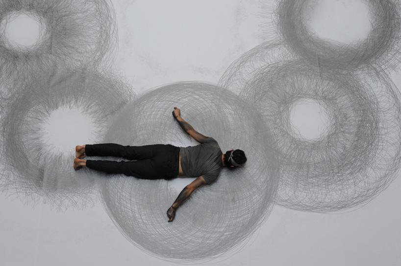 Tony Orrico - Penwald Drawings (2)