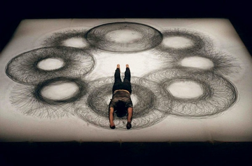 Tony Orrico - Penwald Drawings