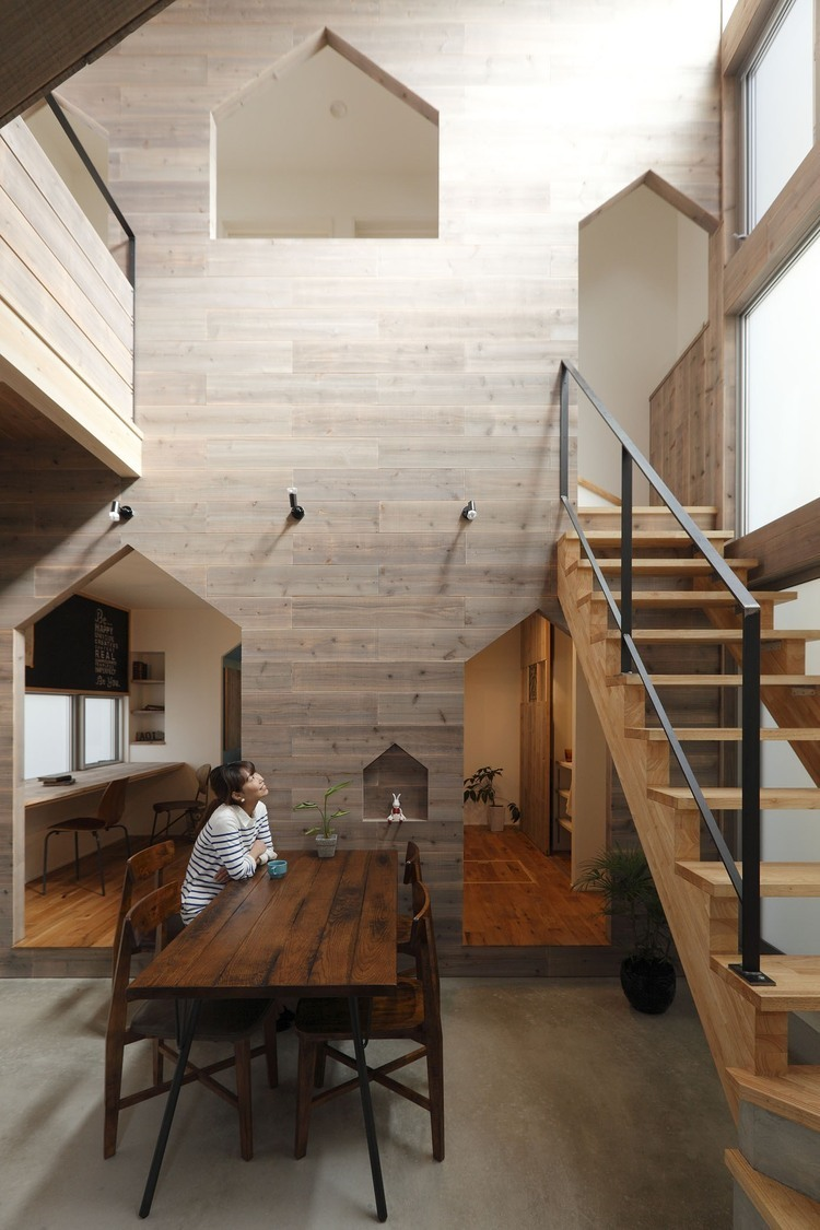 Hazukashi House, Kyoto by Alts Design Office  (2)
