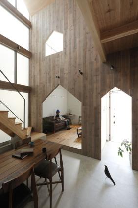 Hazukashi House, Kyoto by Alts Design Office  (4)