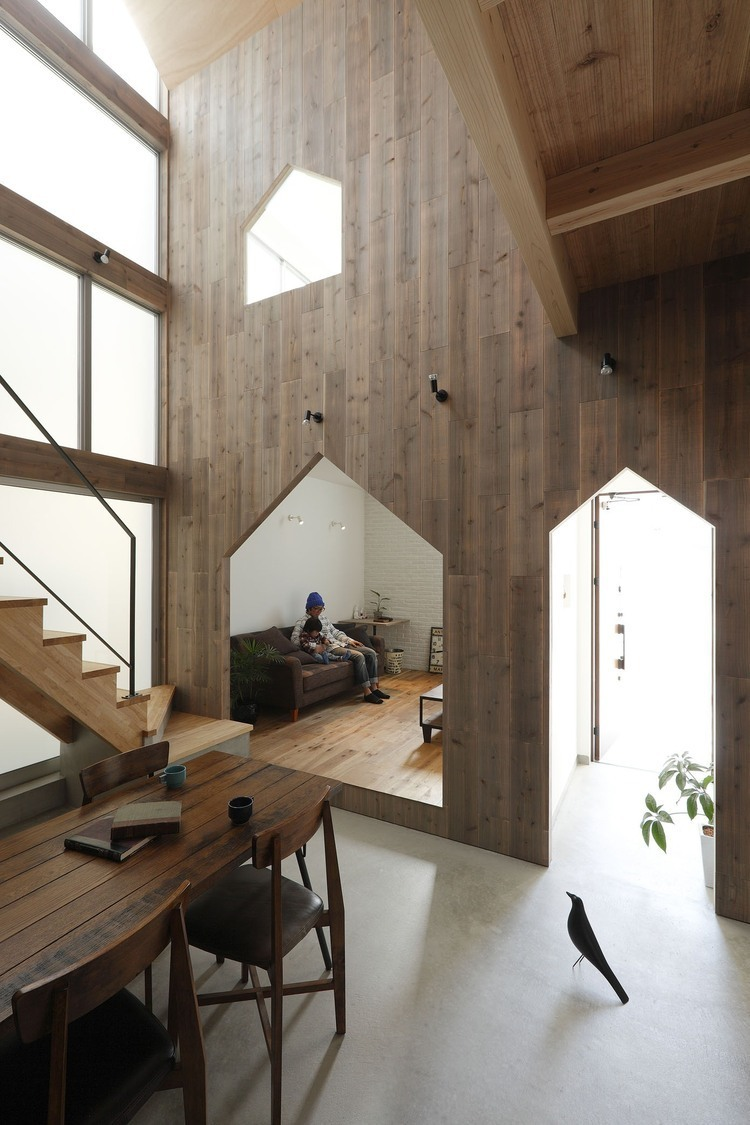 Hazukashi House, Kyoto by Alts Design Office  (4)