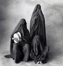 Irving Penn - Veiled Mystery of Morocco (1971)