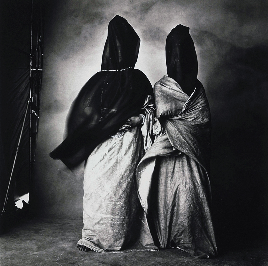 Irving Penn - Veiled Mystery of Morocco (1973)