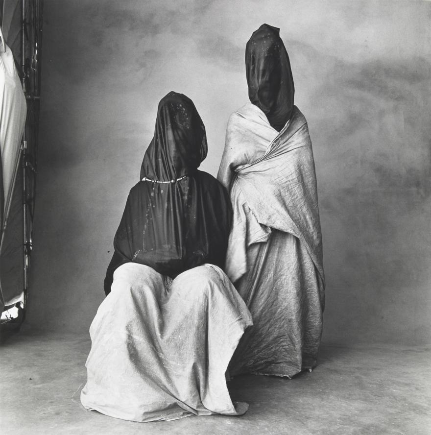 Irving Penn - Veiled Mystery of Morocco (1974)
