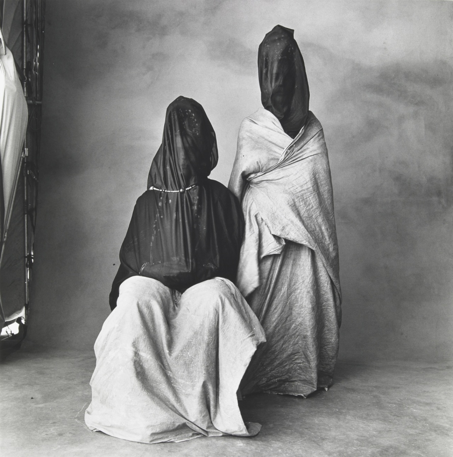 Irving Penn - Veiled Mystery of Morocco (1974)