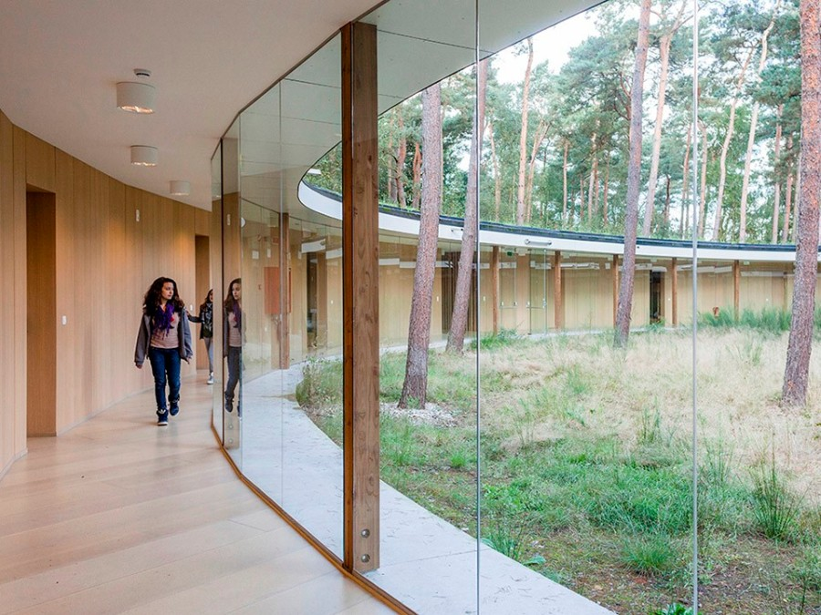 Studio Associato Bernardo Secchi Paola Viganò. Hostel Wadi. De Hoge Rielen, Kasterlee. Belgium. photos Frederik Buyckx (4)